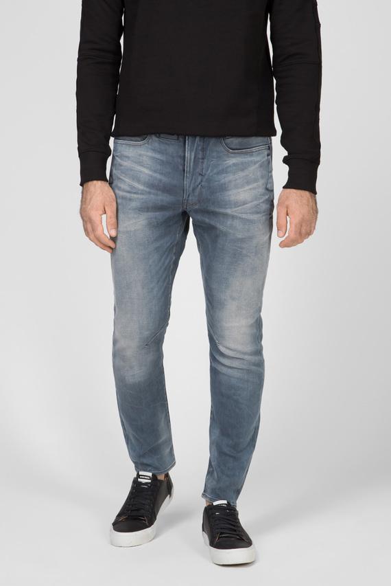 Мужские голубые джинсы D-Staq 3D Slim