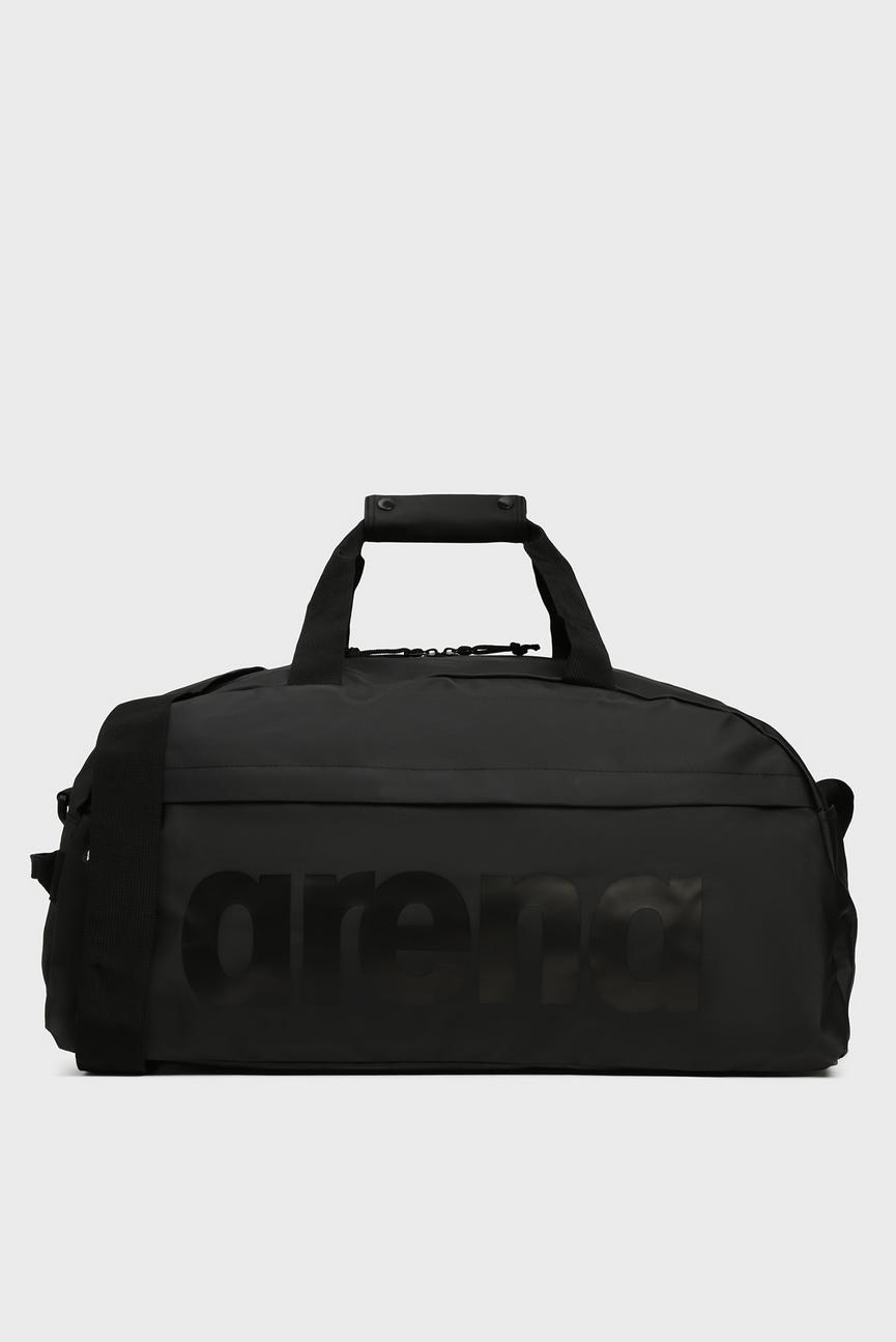 Черная спортивная сумка TEAM DUFFLE