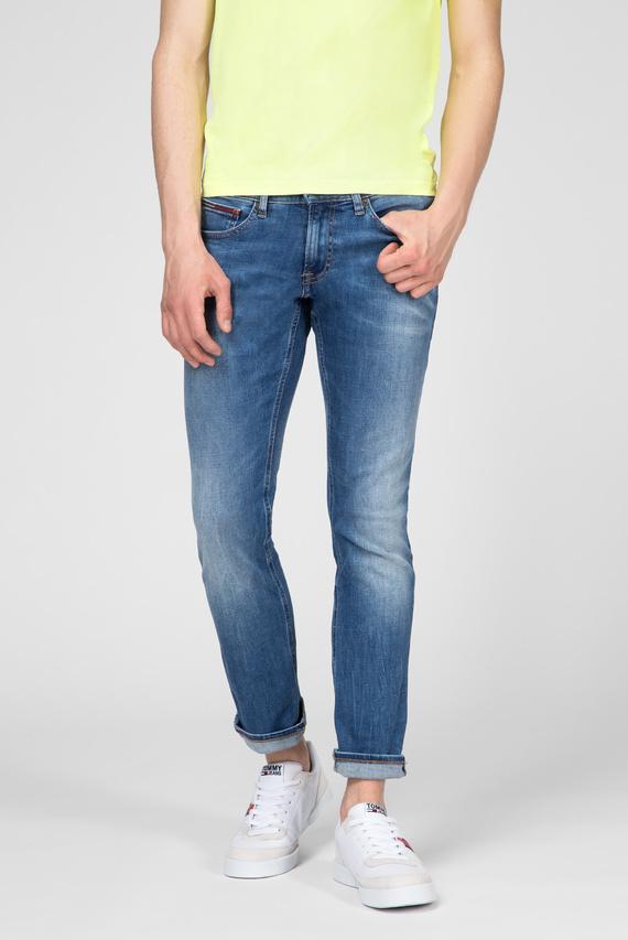 Мужские синие джинсы SLIM SCANTON DYNAMIC