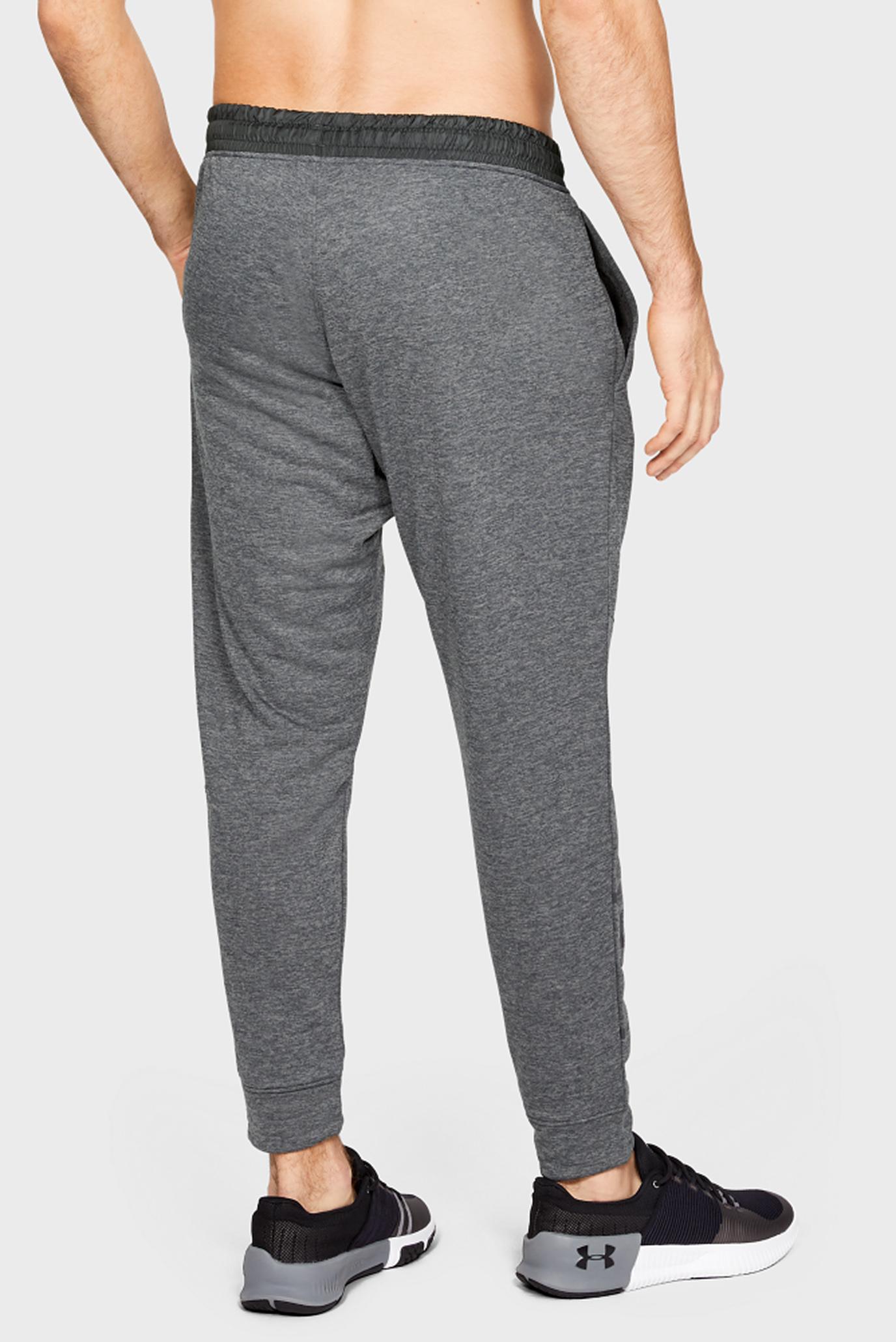 Купить Мужские серые спортивные брюки UA MK-1 Terry Joggers Under Armour Under Armour 1327407-012 – Киев, Украина. Цены в интернет магазине MD Fashion