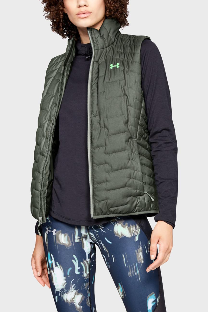 Женский зеленый жилет ColdGear® Reactor Vest