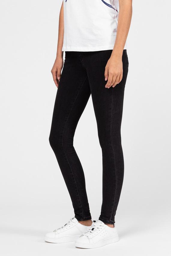 Женские черные джинсы REGENT