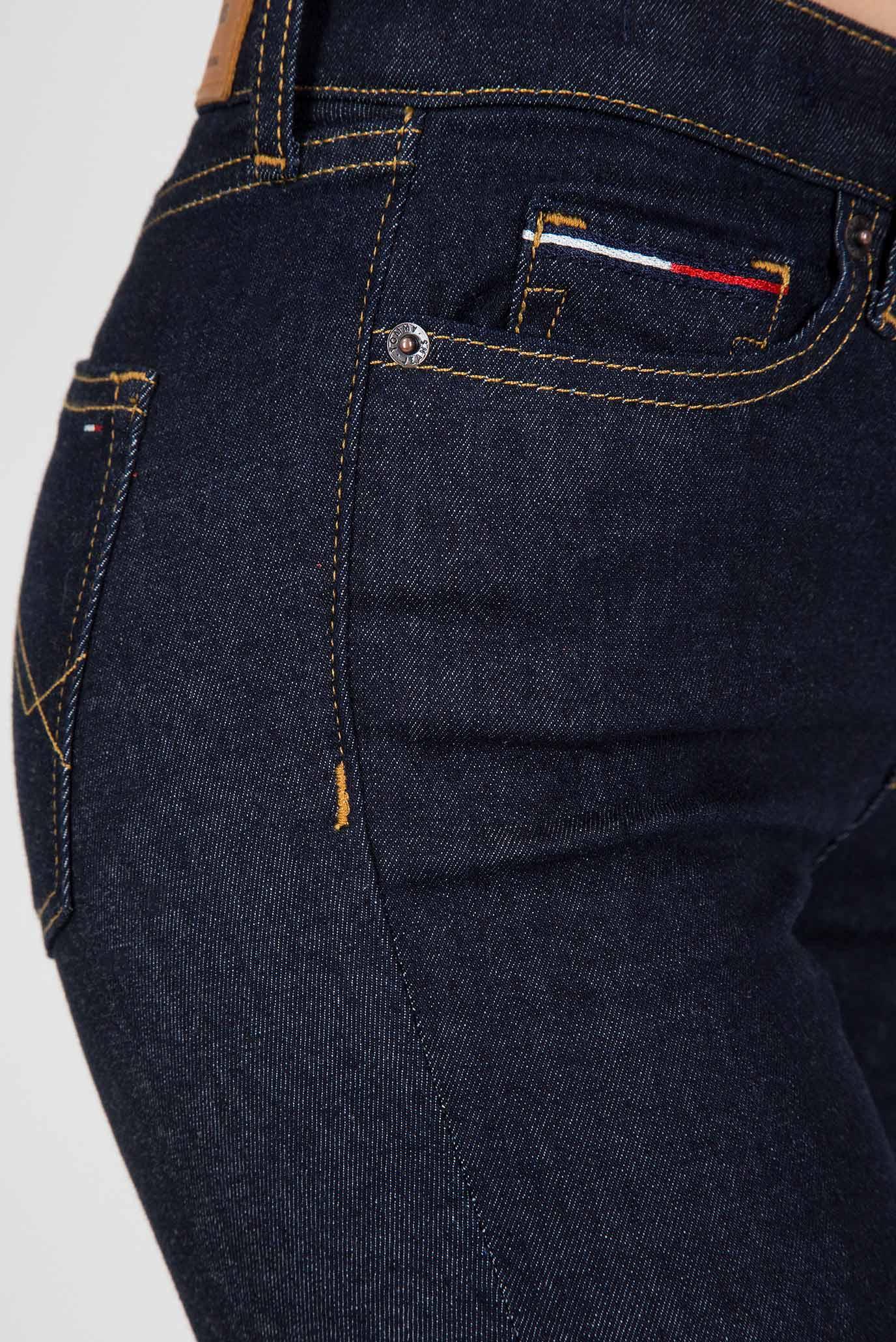 Купить Женские темно-синие джинсы MID RISE SKINNY NORA Tommy Hilfiger Tommy Hilfiger DW0DW05420 – Киев, Украина. Цены в интернет магазине MD Fashion