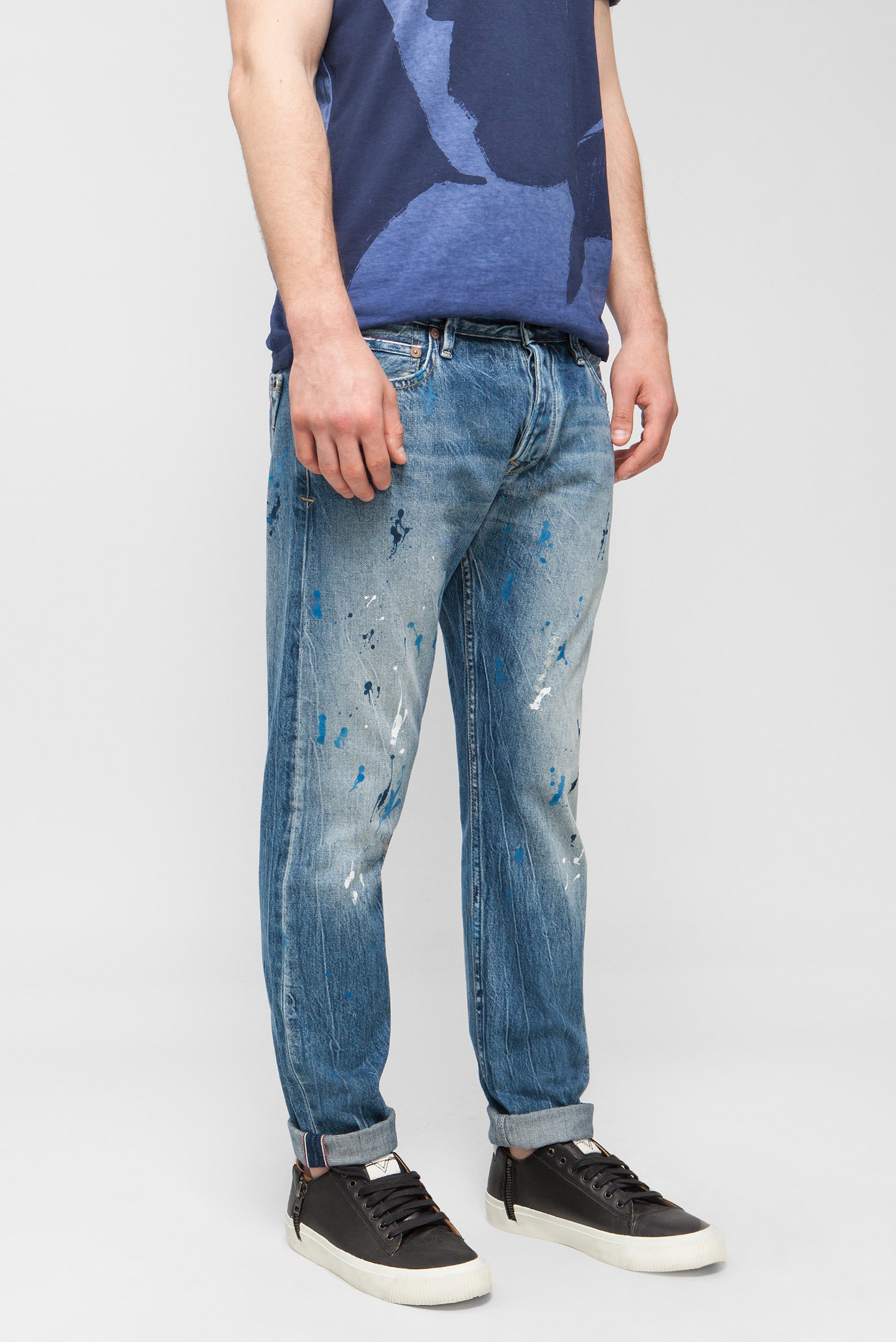 Купить Мужские синие джинсы STANLEY ART Pepe Jeans Pepe Jeans PM2024632 – Киев, Украина. Цены в интернет магазине MD Fashion