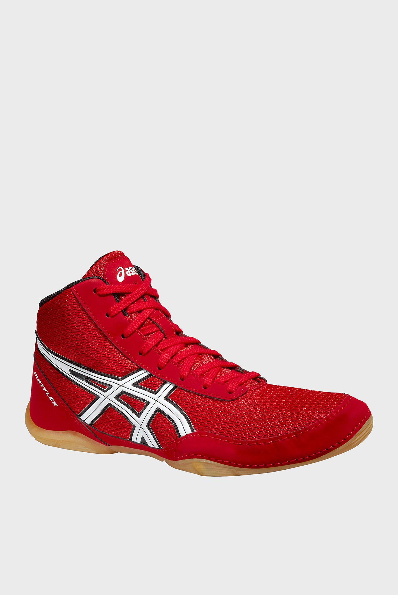 Детские  красные кроссовки для борьбы MATFLEX 5 GS 1