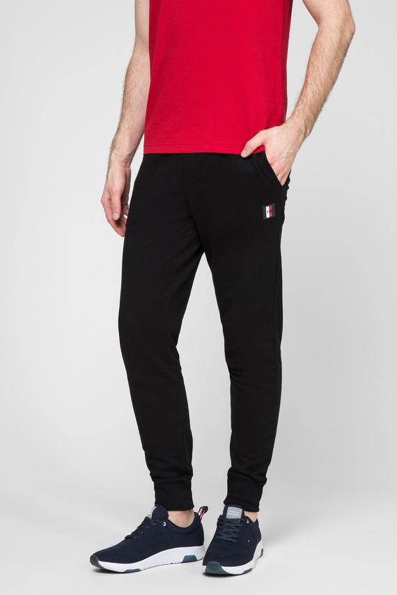 Мужские черные спортивные брюки TH FLEX