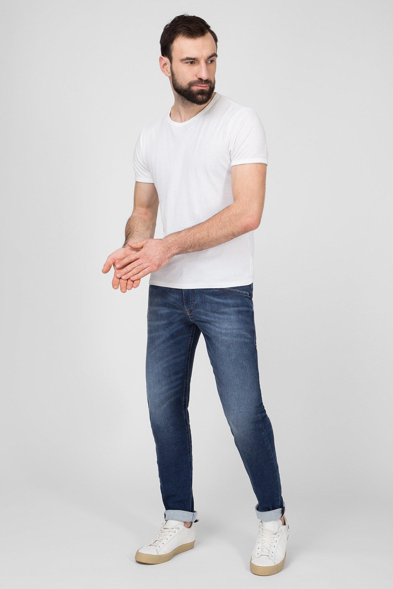Купить Мужские синие джинсы Diesel Diesel 00S8MK 088AX – Киев, Украина. Цены в интернет магазине MD Fashion