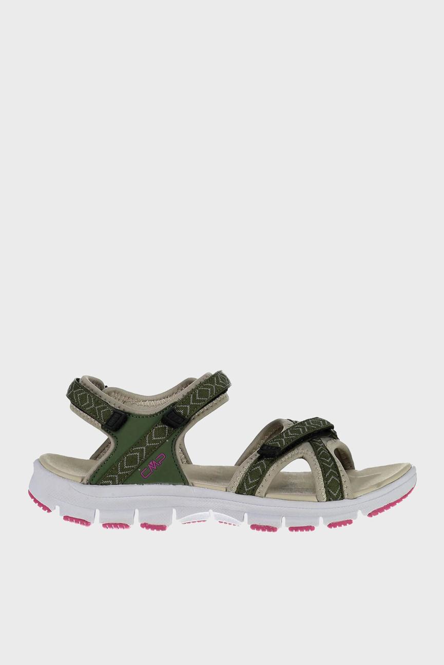 Женские зеленые сандалии ALMAAK WMN HIKING SANDAL