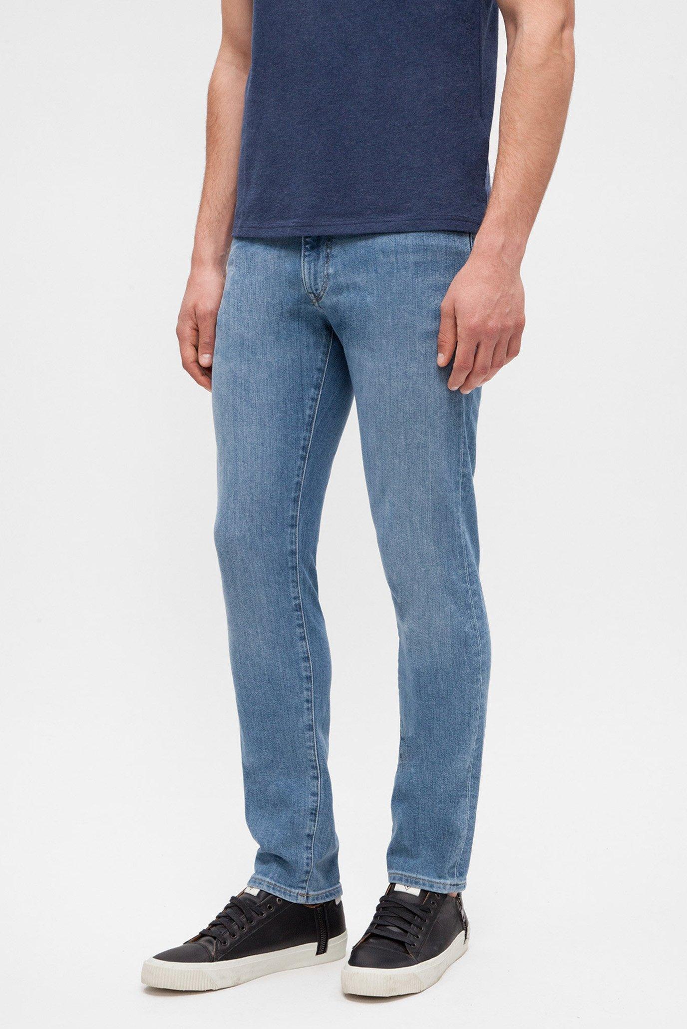 Купить Мужские голубые джинсы 981 Gant Gant 1315008 – Киев, Украина. Цены в интернет магазине MD Fashion