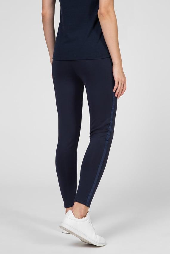 Женские темно-синие спортивные брюки