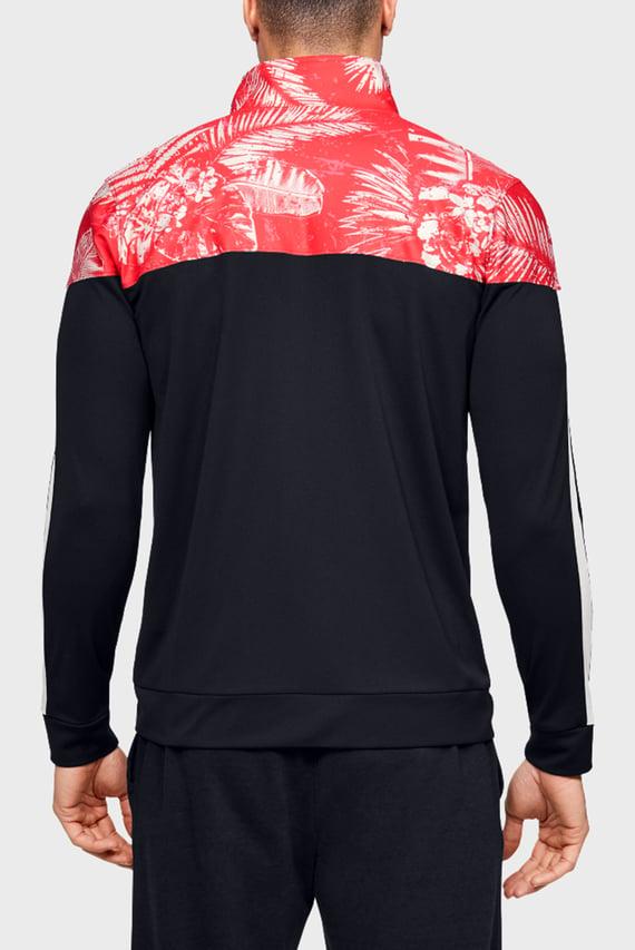 Мужская черная спортивная кофта Project Rock Track Jacket