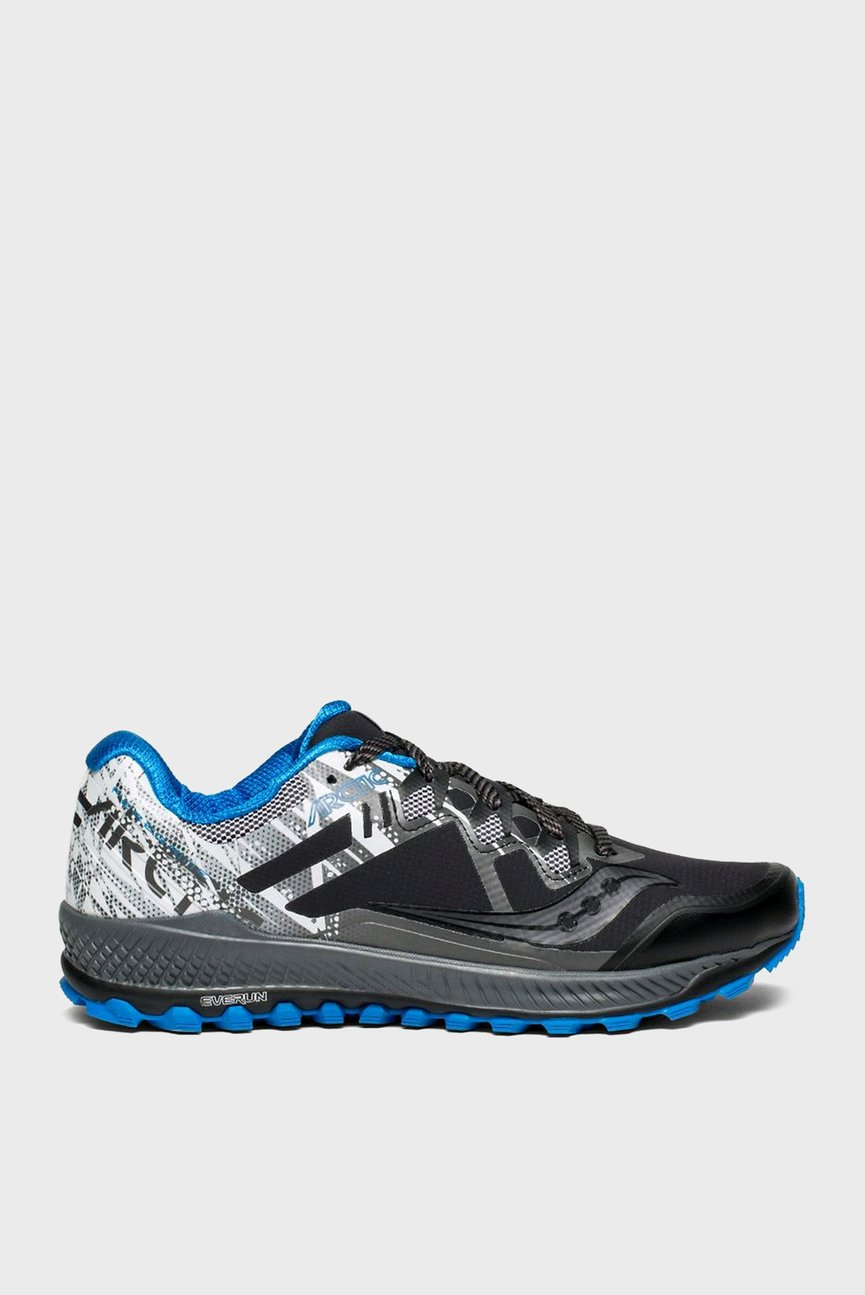 Мужские черные кроссовки PEREGRINE 8 ICE+