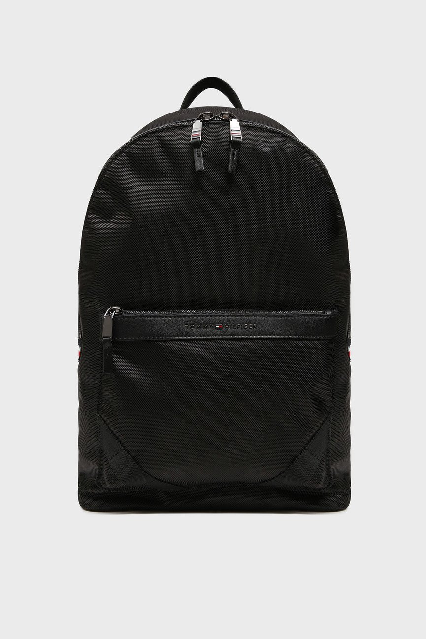 Мужской черный рюкзак ELEVATED NYLON