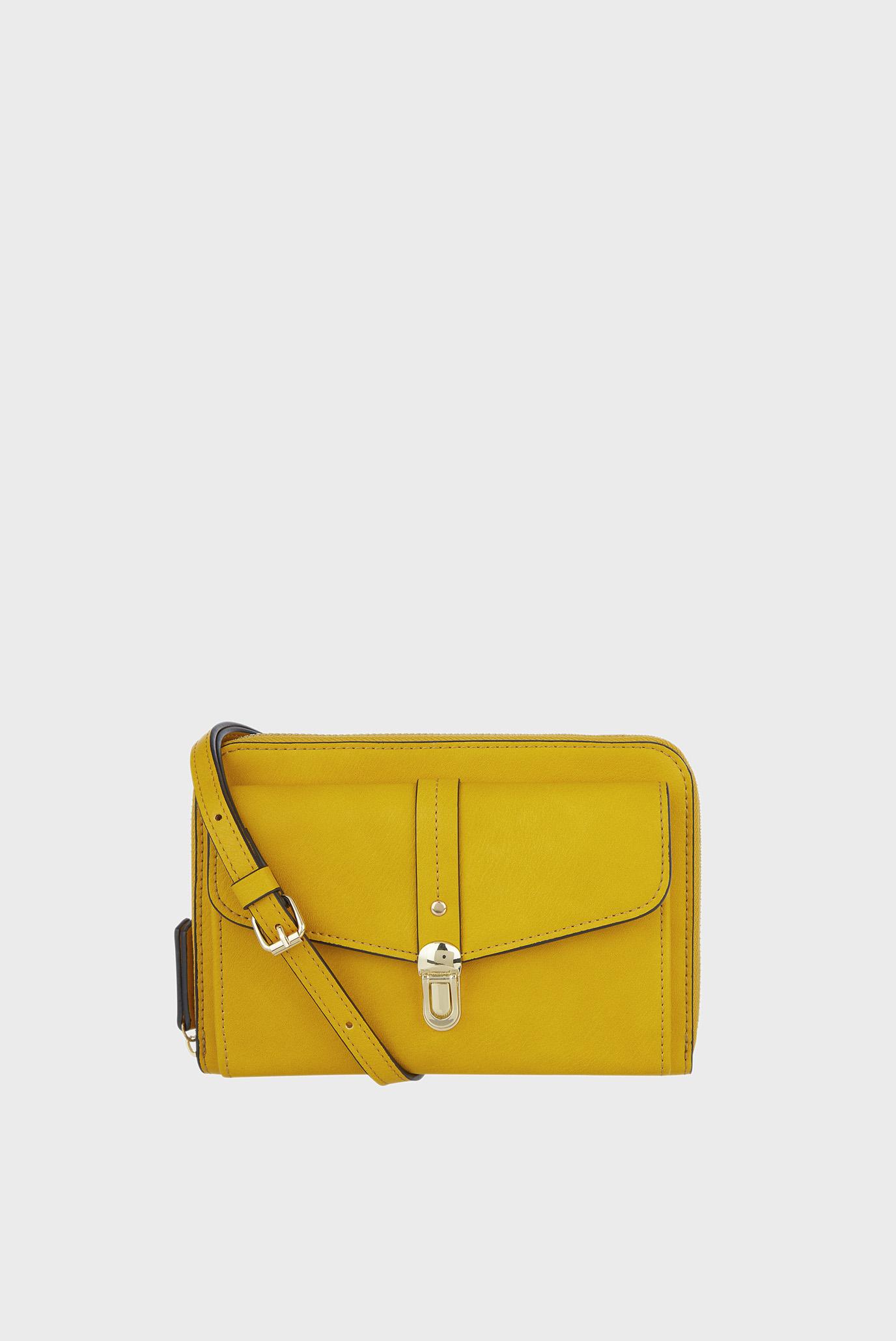 37709f6d7da Купить Женская желтая сумка через плечо Accessorize Accessorize ...