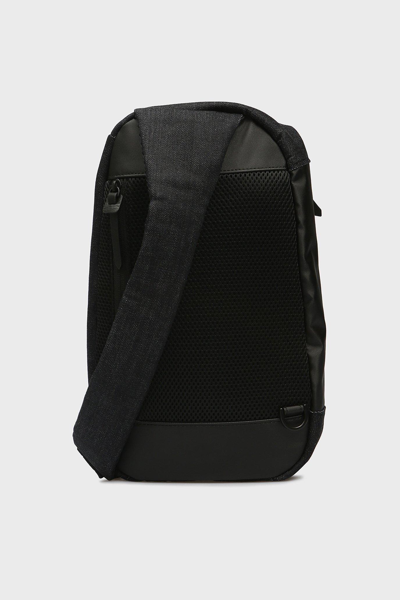 Купить Мужской черный рюкзак SUBTORYAL Diesel Diesel X05884 PR413 – Киев, Украина. Цены в интернет магазине MD Fashion