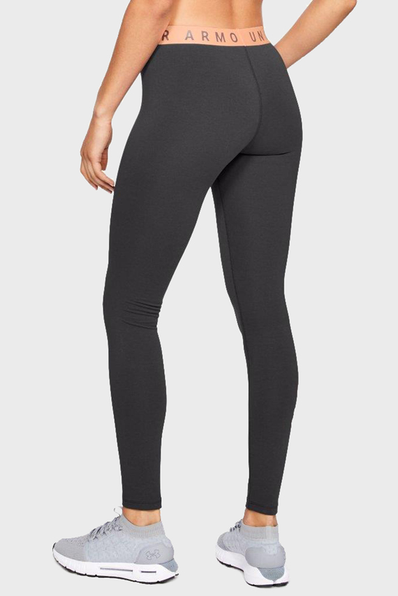 Женские серые спортивные брюки FAVORITE GRAPHIC LEGGING- WM