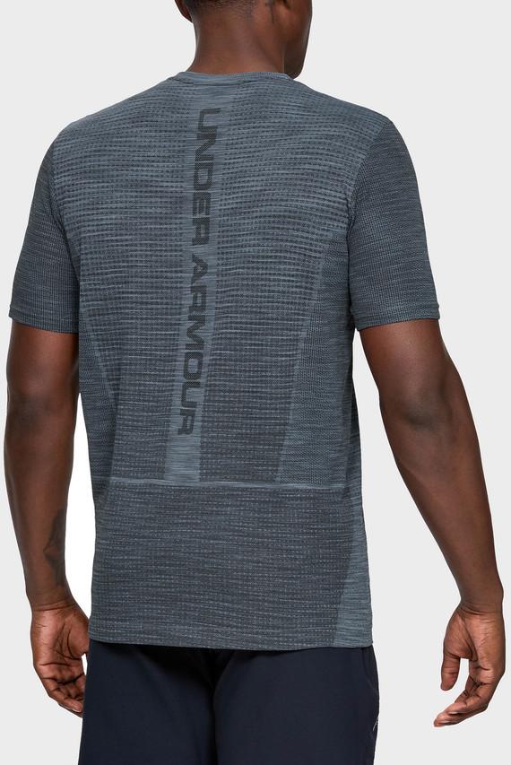 Мужская серая футболка Vanish Seamless SS Nov 1