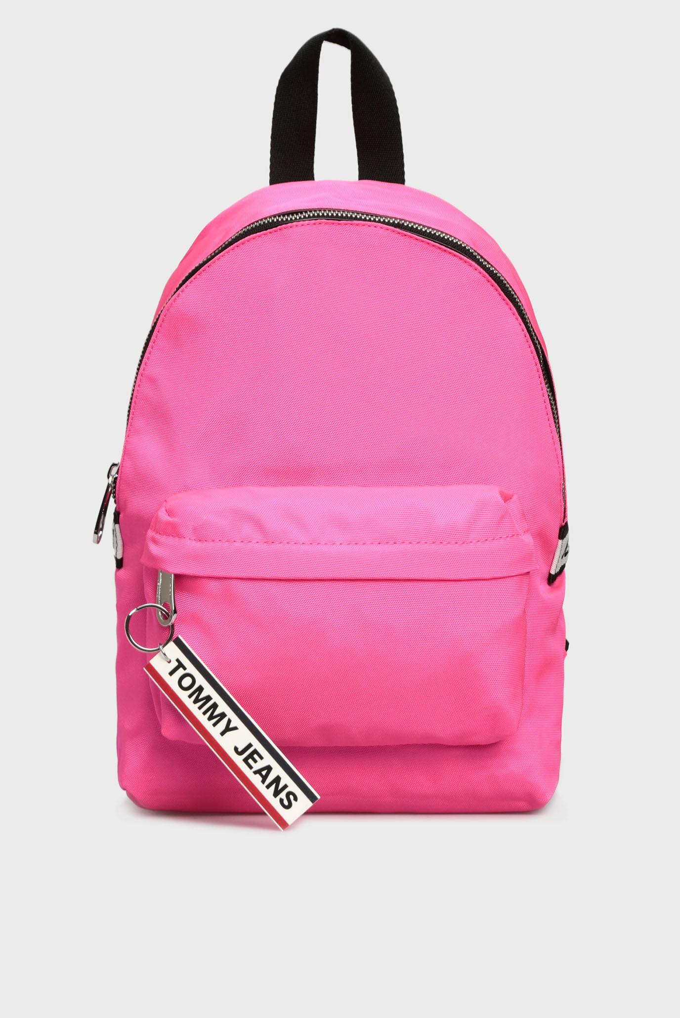 Женский розовый рюкзак TJW LOGO TAPE MI Tommy Hilfiger