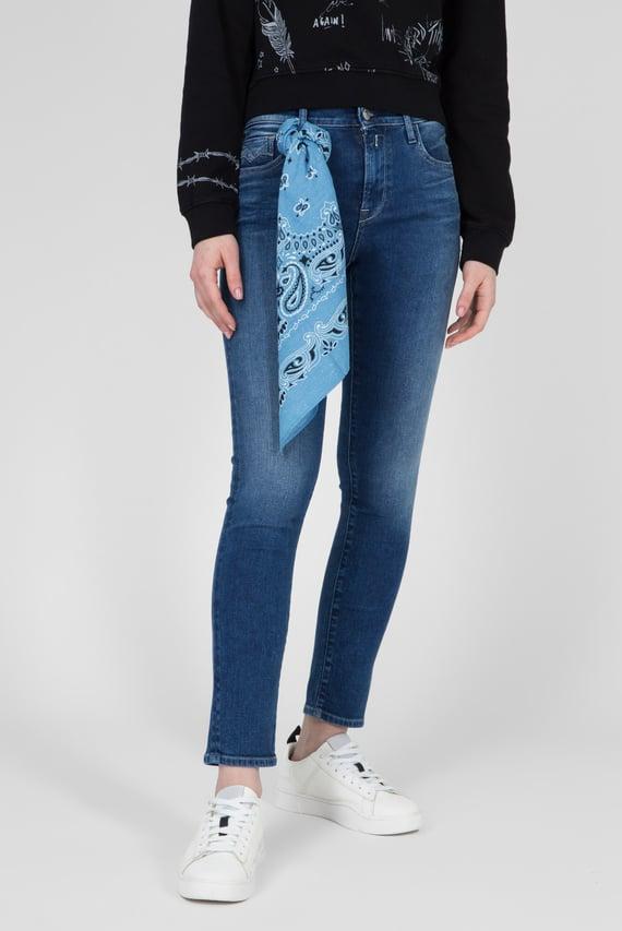 Женские синие джинсы VIVY