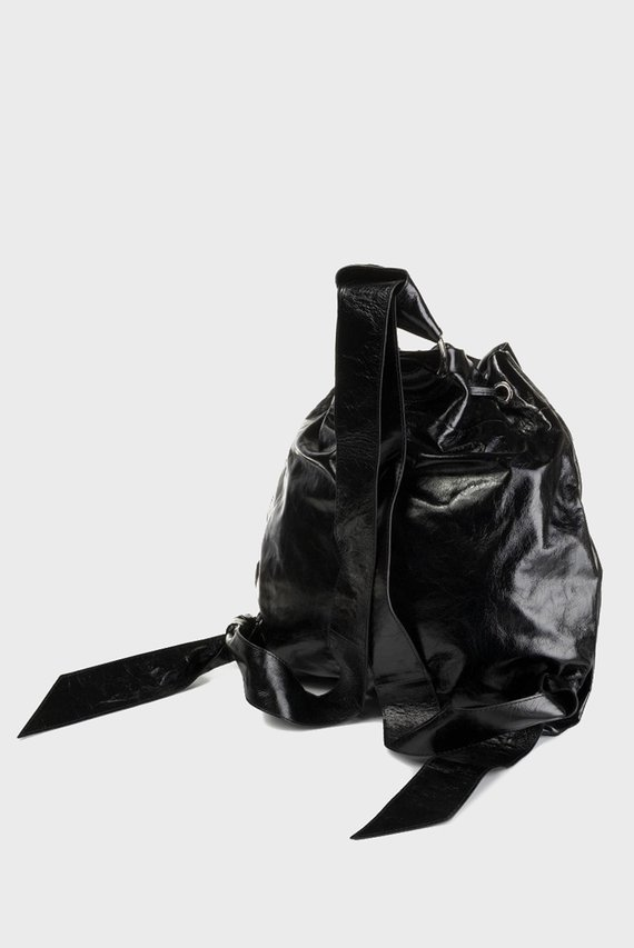 Женская черная сумка BORSA