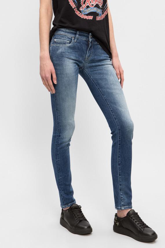 Женские синие джинсы ROSE