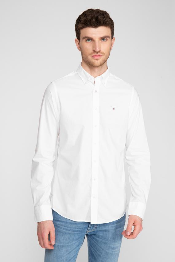 Мужская белая рубашка THE BROADCLOTH