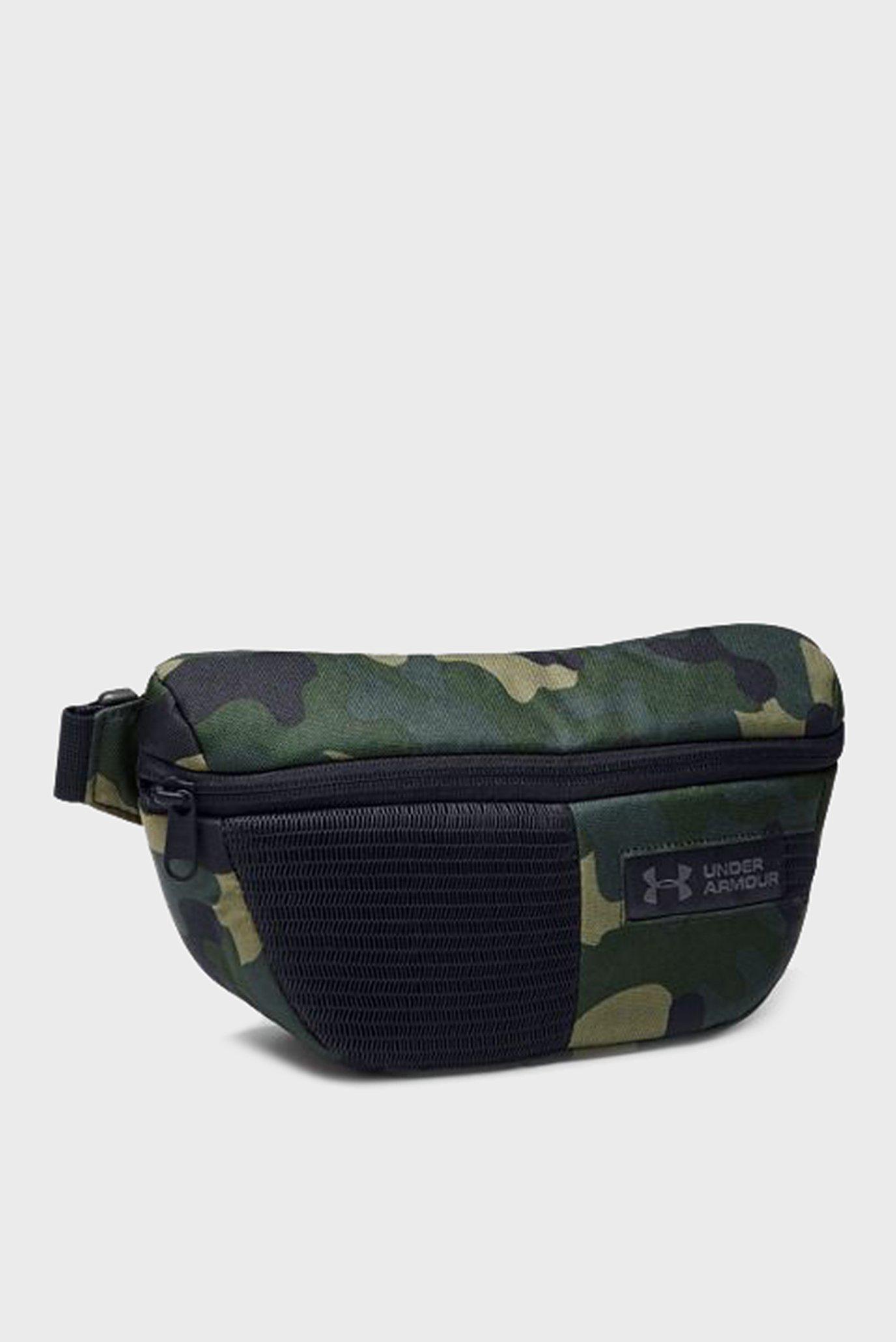 Купить Зеленая поясная сумка UA Fanny Pack Under Armour Under Armour 1330979-290 – Киев, Украина. Цены в интернет магазине MD Fashion