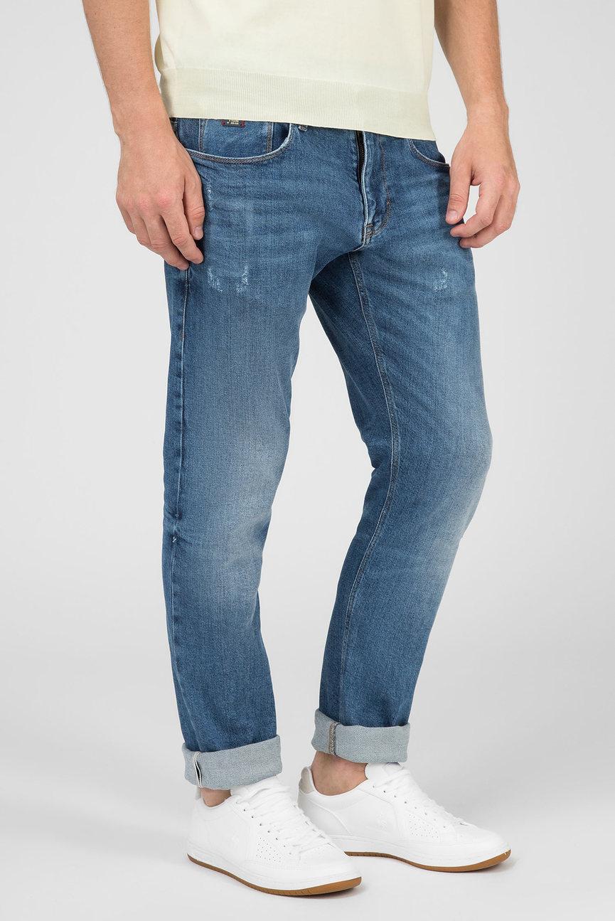 Мужские синие джинсы JJD-03STEPHEN