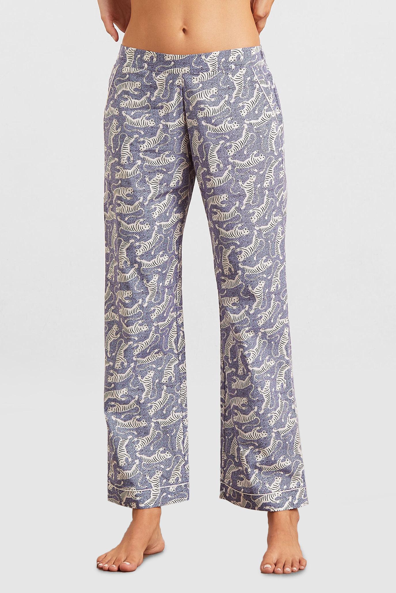 Женские голубые брюки BANGALI 1