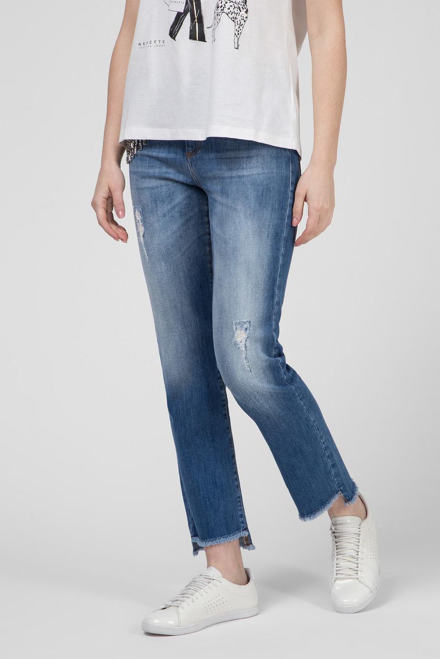Мужские синие джинсы SALVIA