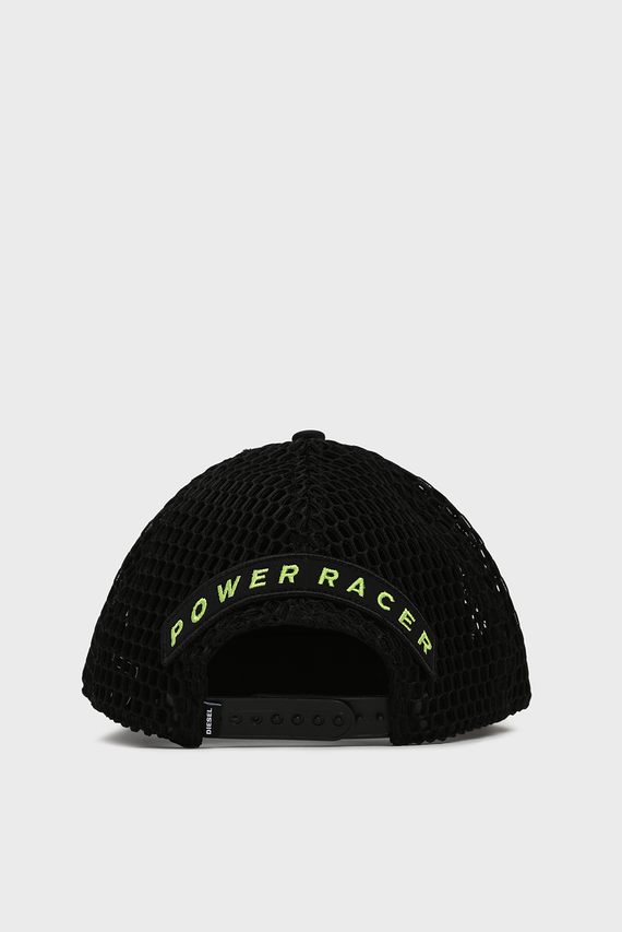 Черная кепка C-RACES