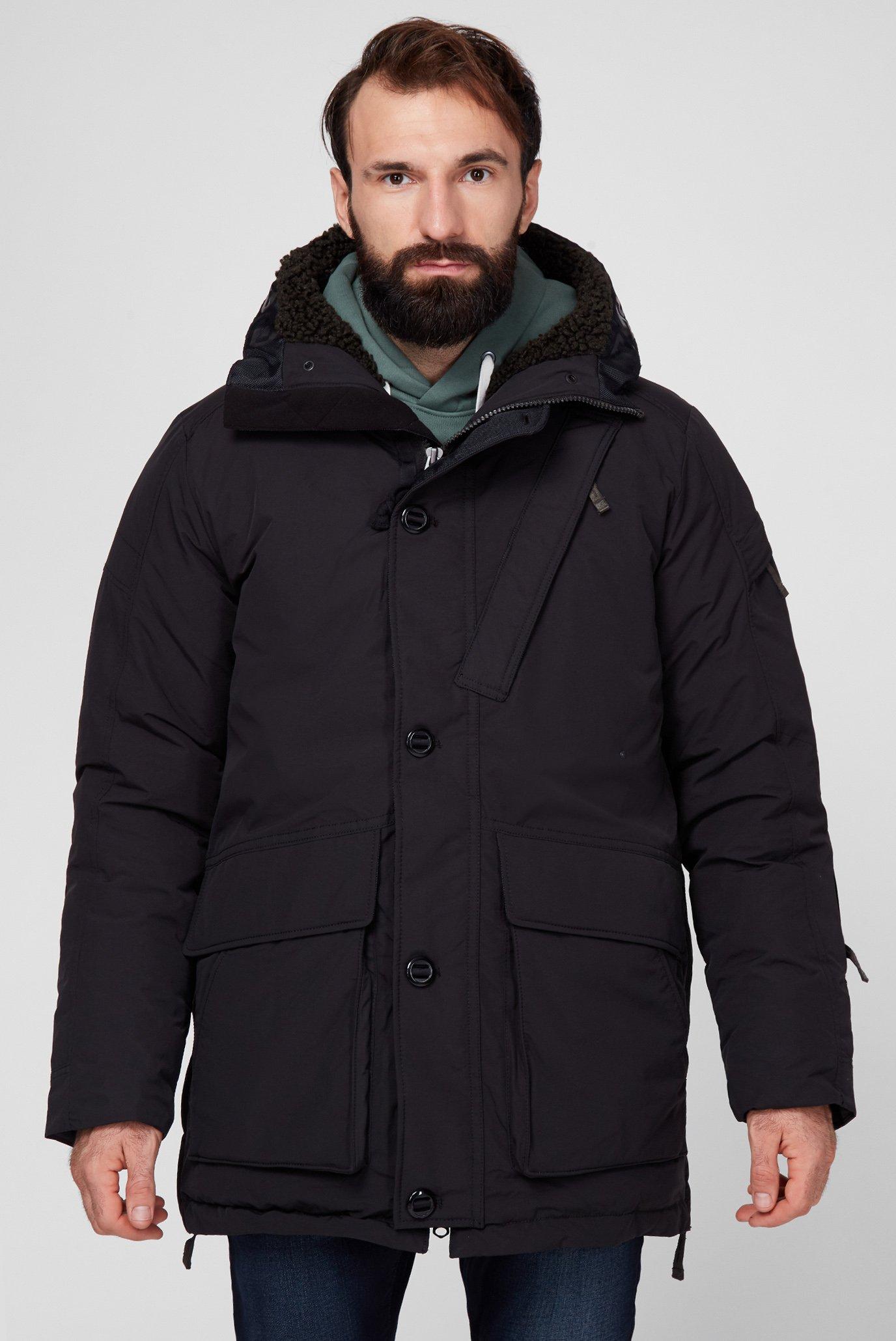 Чоловіча чорна куртка Citishield 1