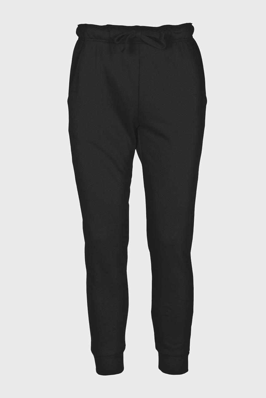 Мужские черные спортивные брюки ESSENTIAL