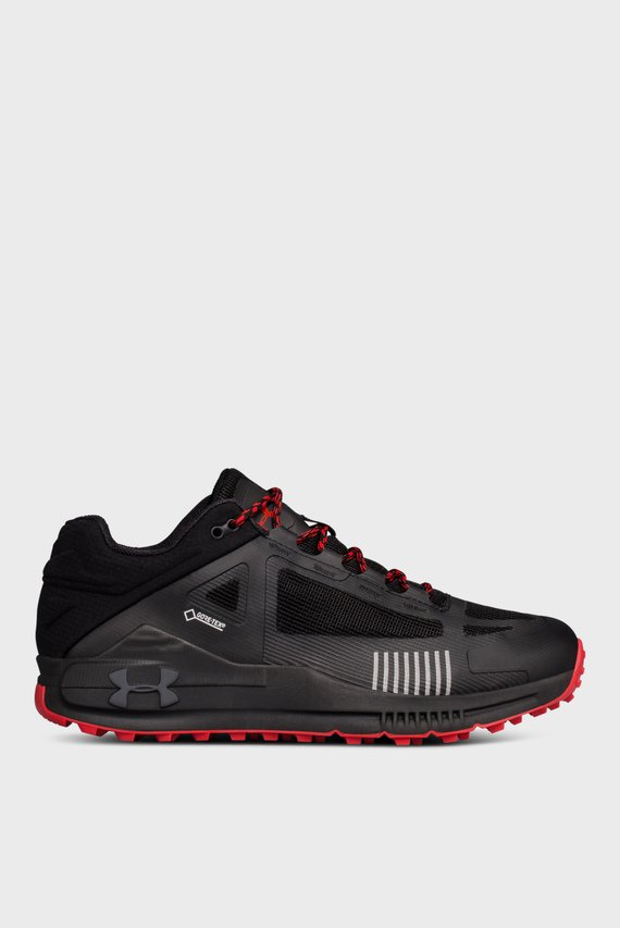 Мужские черные кроссовки UA Verge 2.0 Low GTX