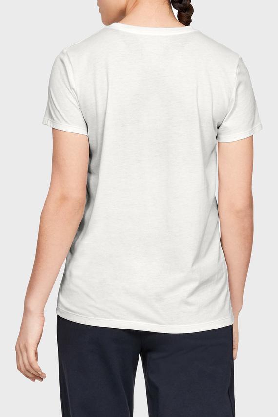 Женская белая футболка GRAPHIC SPORTSTYLE CLASSIC CREW