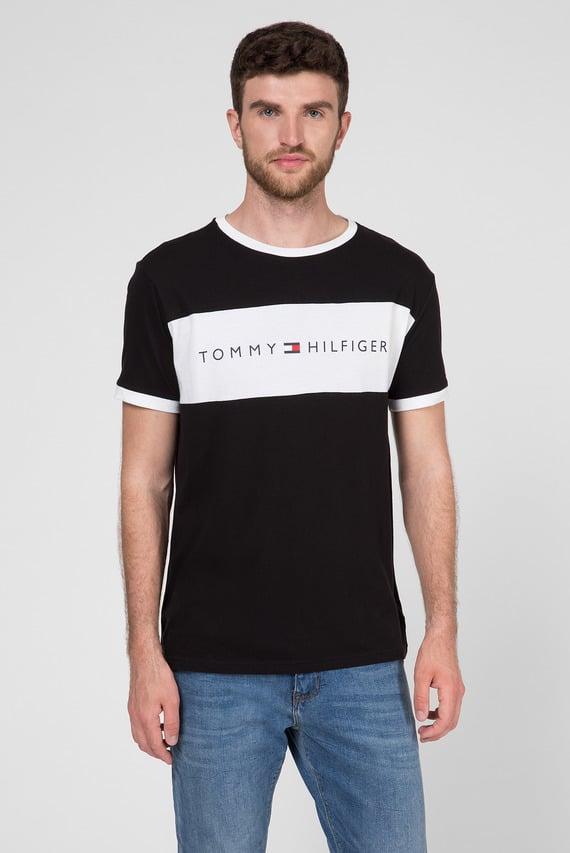 Мужская черная футболка CN SS