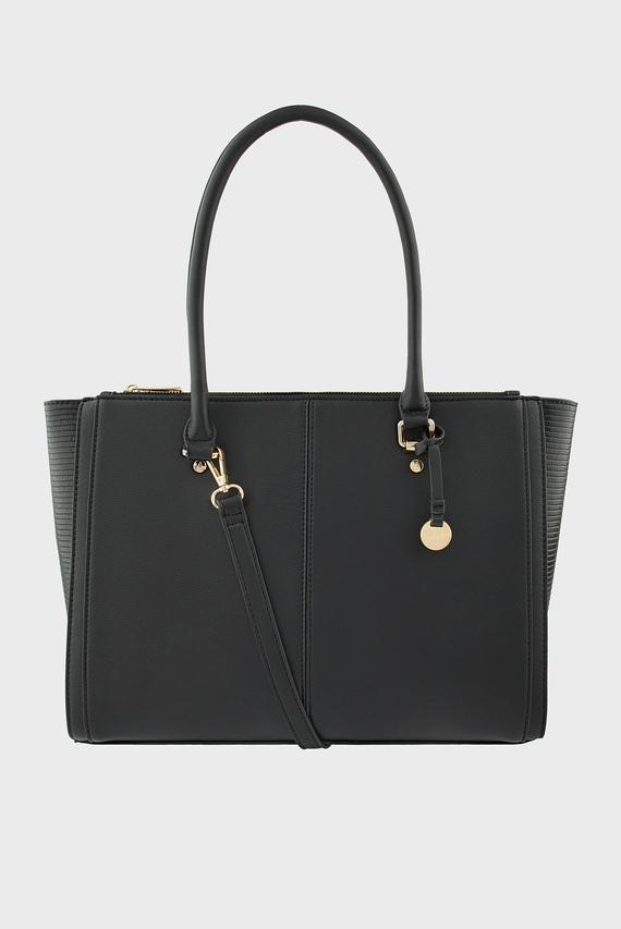 Женская черная сумка LENNY TOTE