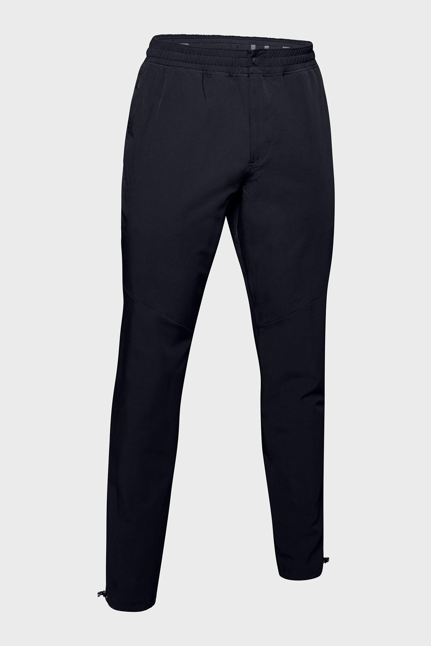 Мужские черные брюки UNSTOPPABLE WOVEN PANT Under Armour