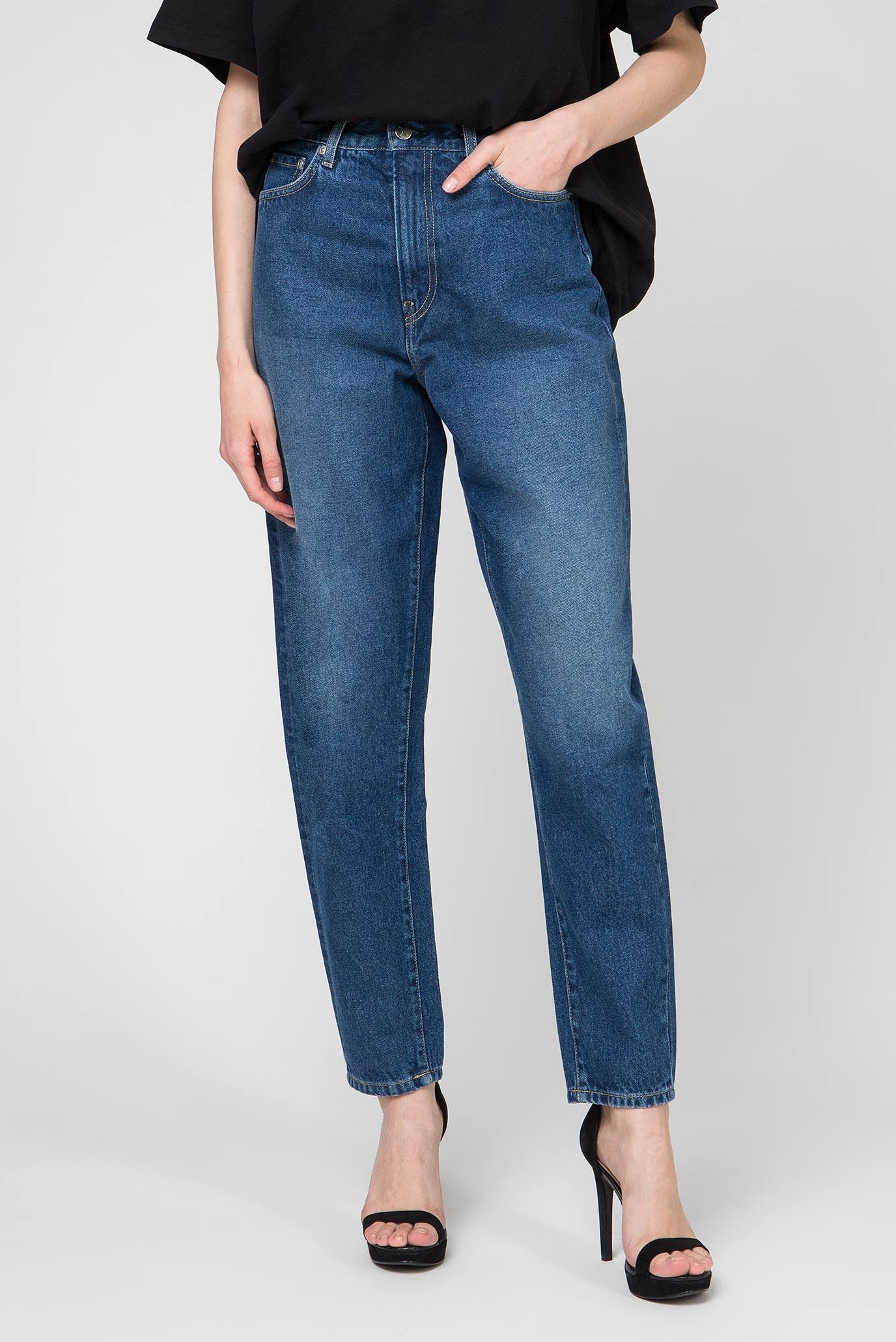 Женские синие джинсы CASEY DL 1