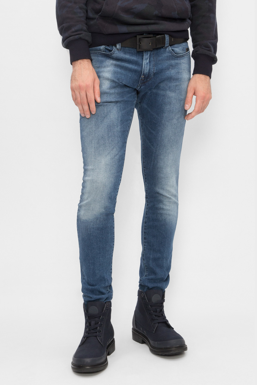 Мужские синие джинсы Revend Super Slim