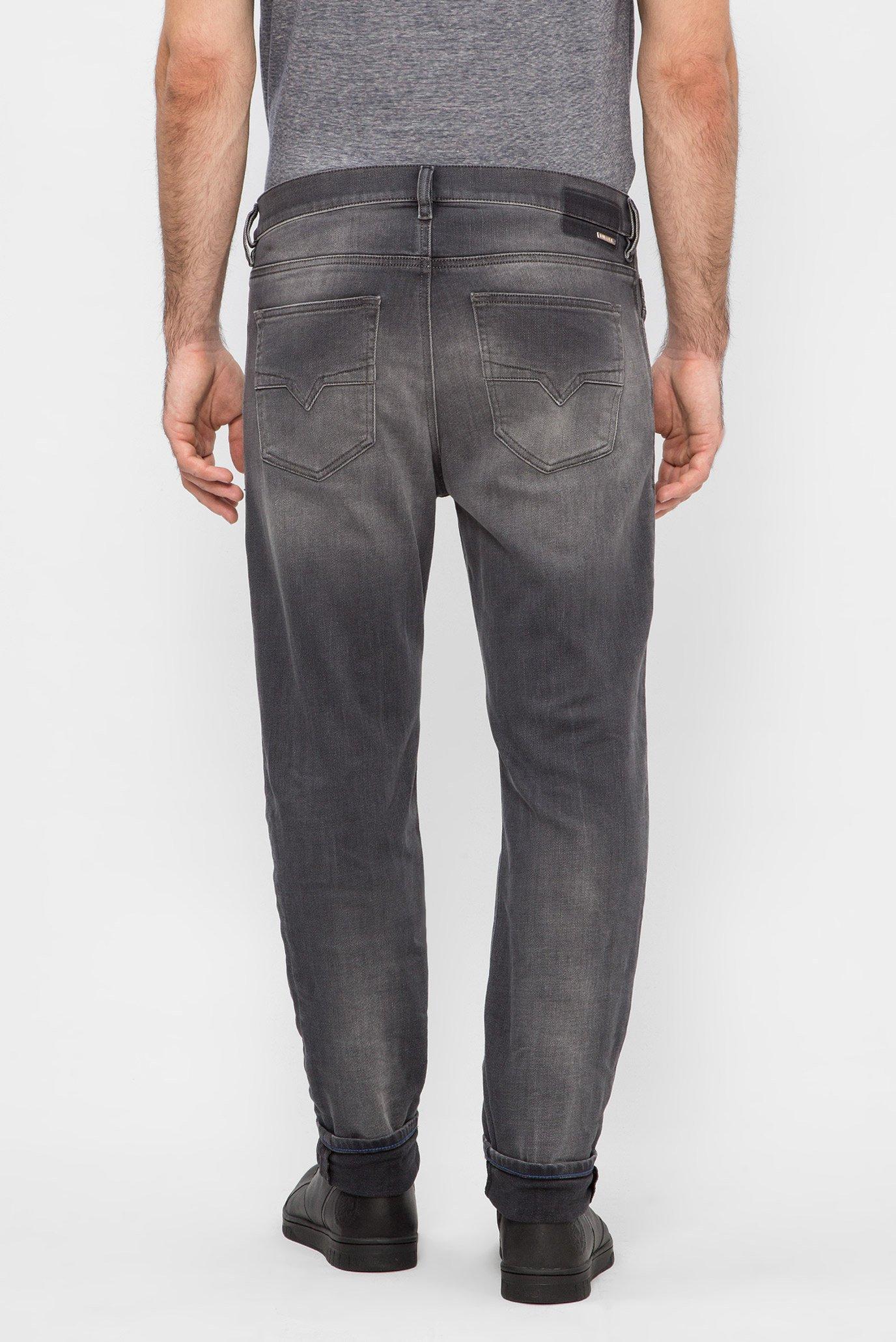 Купить Мужские серые джинсы JIFER Diesel Diesel 00SS6S 084JK – Киев, Украина. Цены в интернет магазине MD Fashion