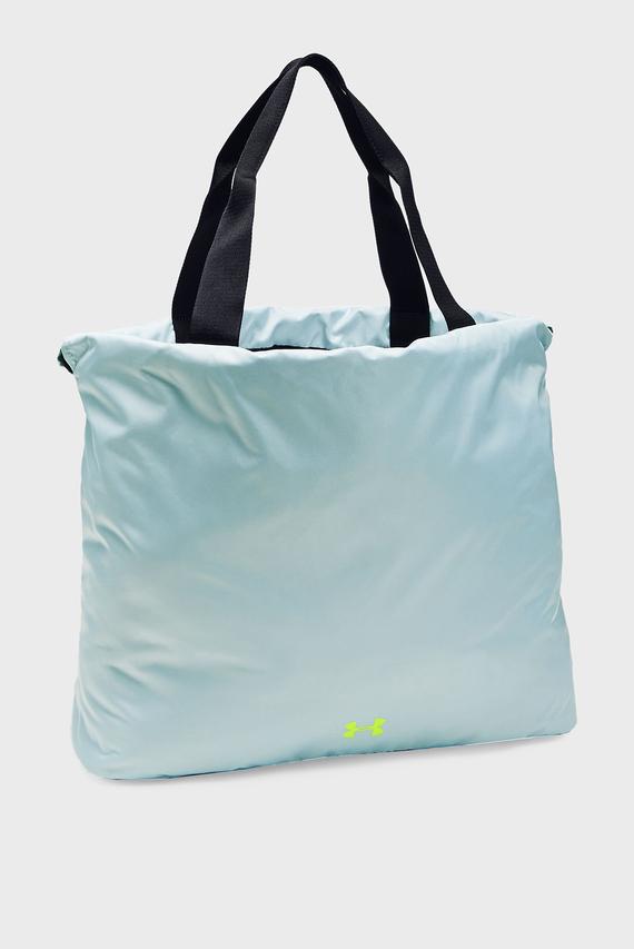 Женская голубая сумка UA Favorite