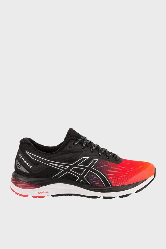 Мужские черные кроссовки GEL-CUMULUS 20 SP