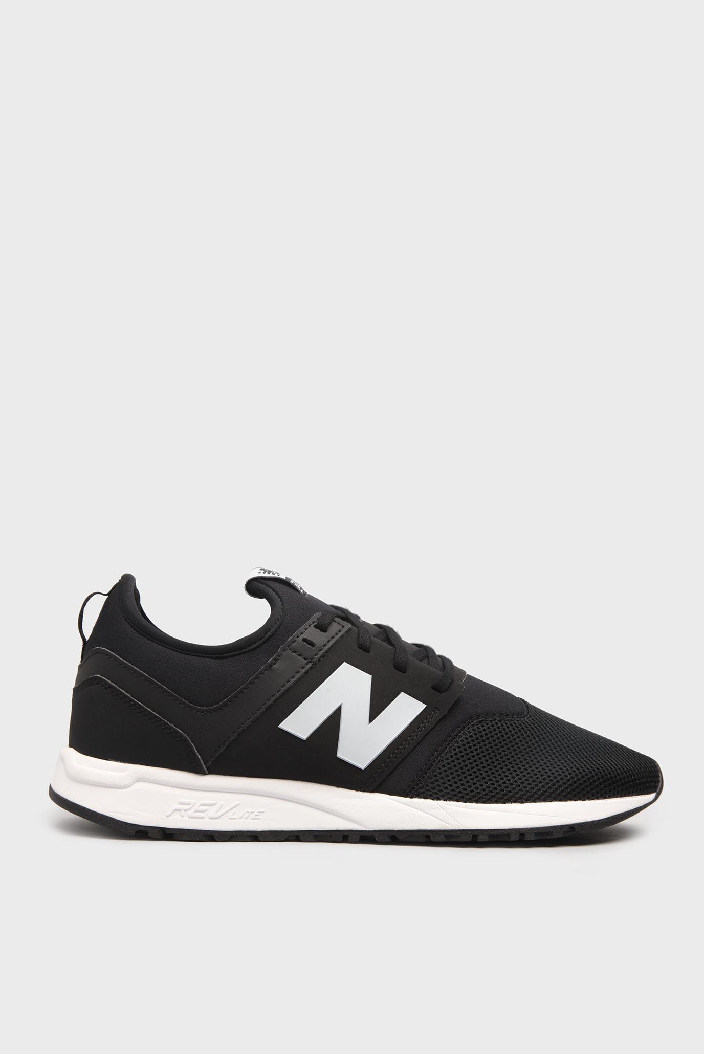 Купить Мужские черные кроссовки New Balance New Balance MRL247BG – Киев a1547655d4490