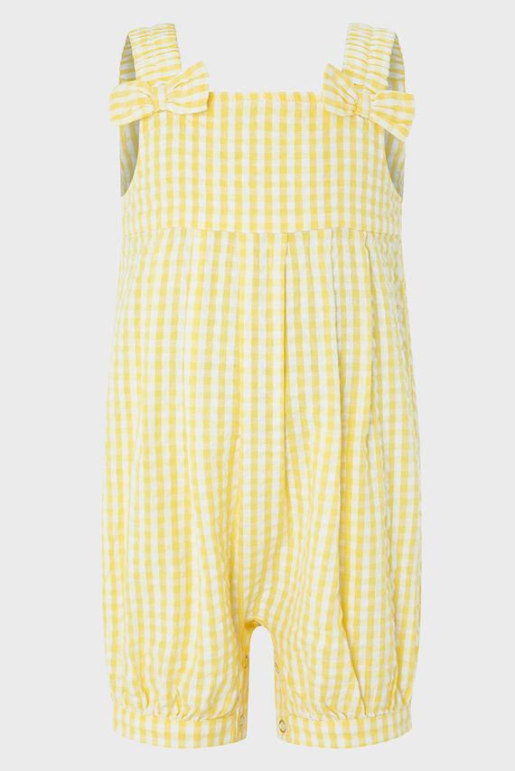 Детский желтый комбинезон Baby Sunny