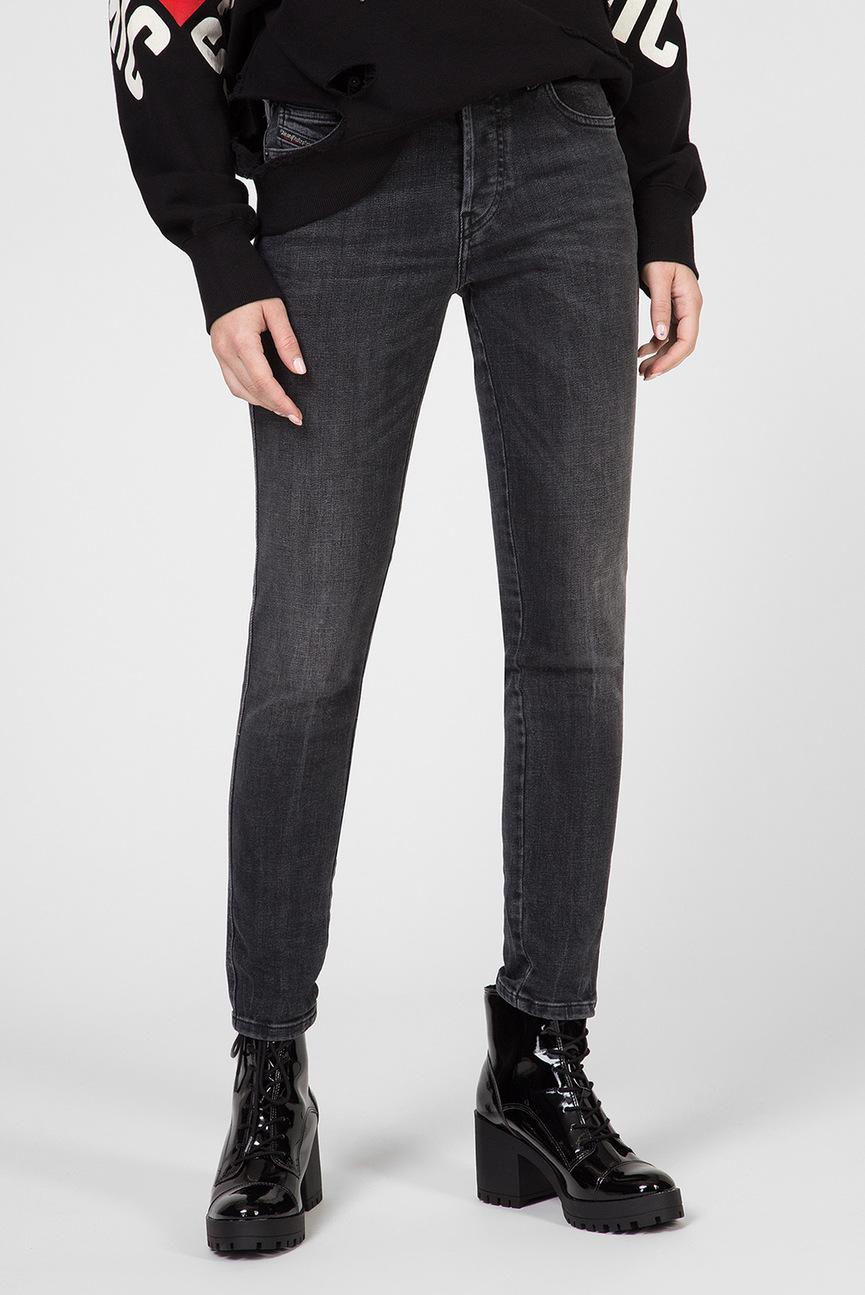 Женские серые джинсы BABHILA