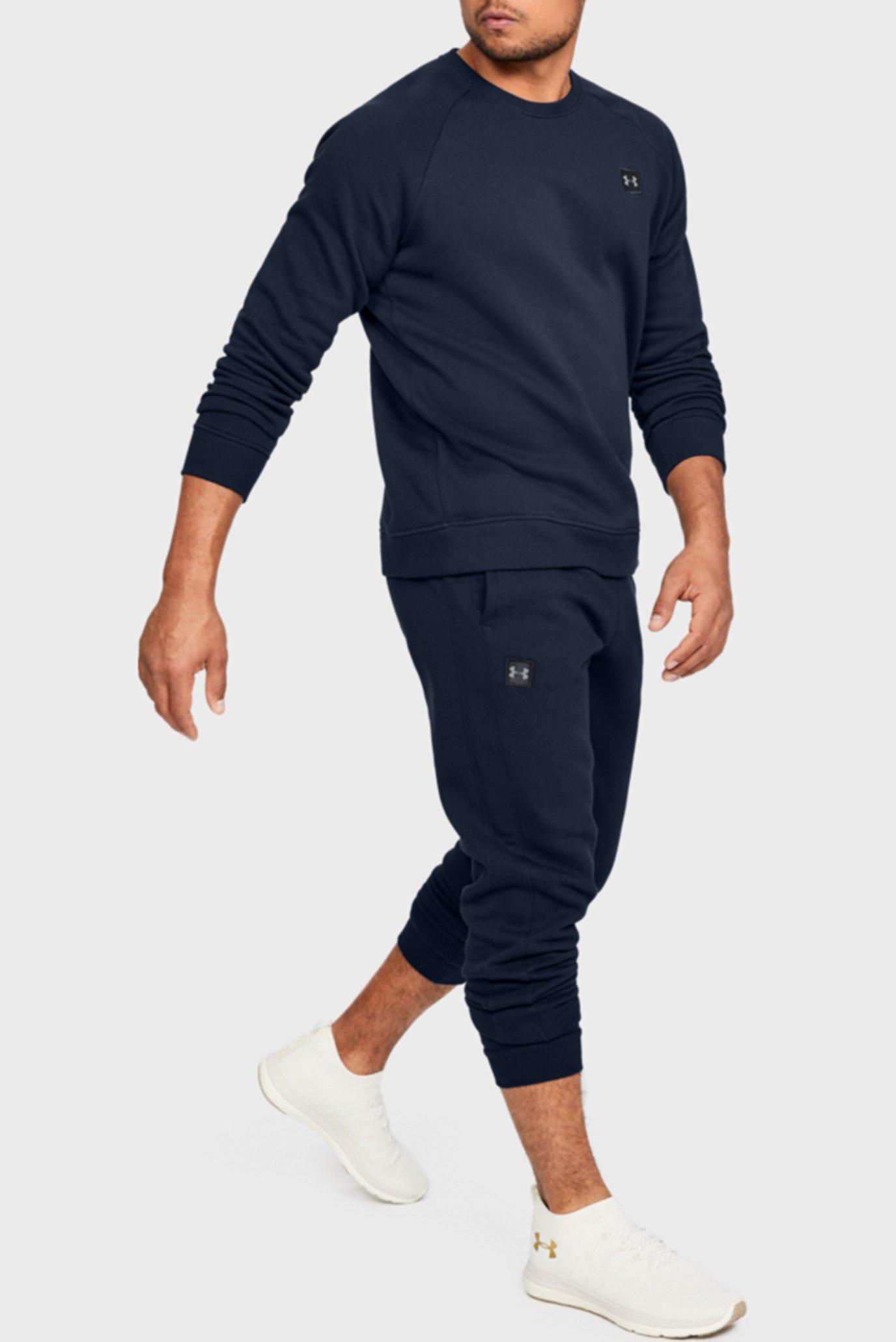 Мужские синие спортивные брюки RIVAL FLEECE JOGGER Under Armour