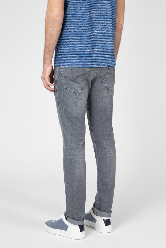 Мужские серые джинсы MITCH
