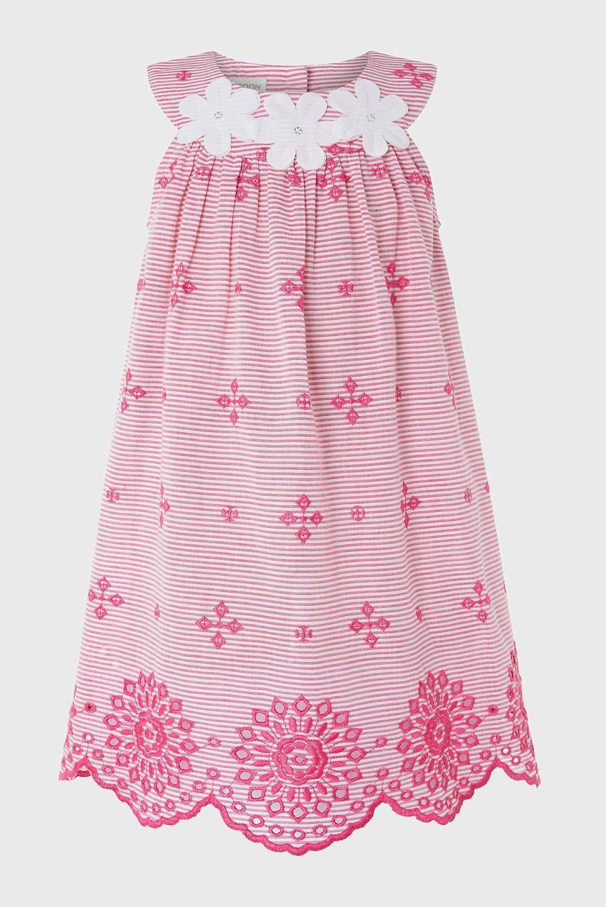 Детское розовое платье Baby Penny Dress