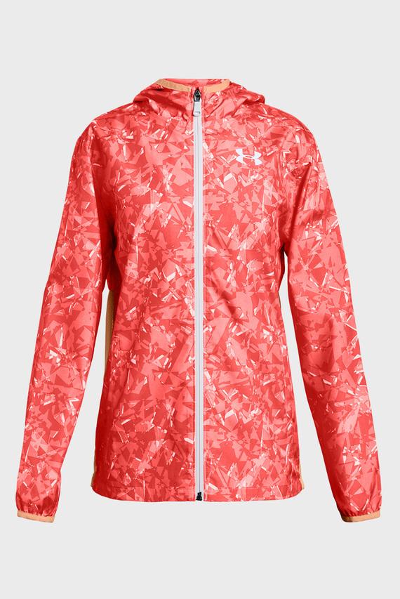 Детская красная куртка Sack Pack Full Zip Jacket